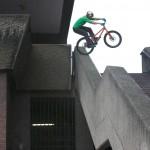Danny MacAskill - Flatland Stunt Bmx Bike Trick - Concrete Circus