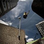 Mathieu Ledoux - Pro Inline Rollerblade Tricks - Concrete Circus