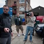 Behind The Scenes of Concrete Circus Movie - Concrete Circus